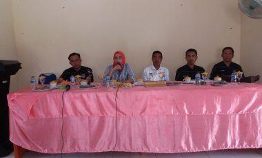 Sosialisasikan Pilkada 2016, KPUD Muara Enim Datangi Kecamatan