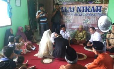 KUA Lawang Kidul Kewalahan Layani Permintaan Pernikahan Usai Lebaran