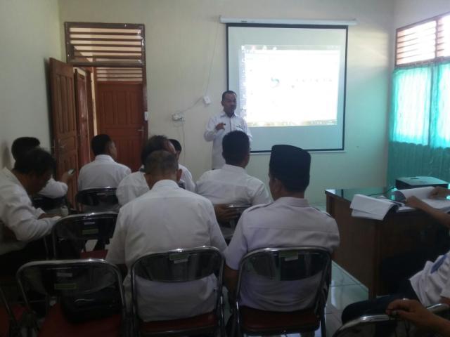 Pejabat OKI Lihat Penerapan PATEN di Kecamatan Lawang Kidul