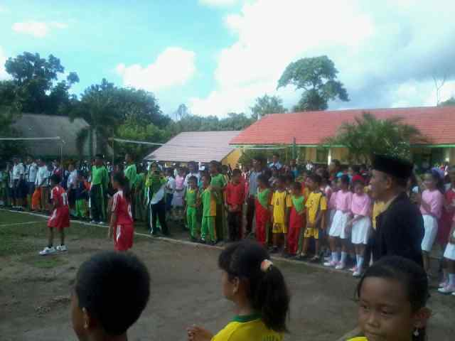 SMP N 3 Tanjung Agung Gelar Spentita Open