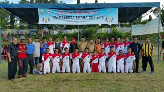 10 Tim Sepak Bola Ikuti SMABA Open