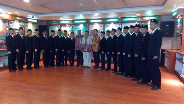 Ade Sukma Pemuda Muara Enim, Wakili Sumbagsel Magang di Jepang