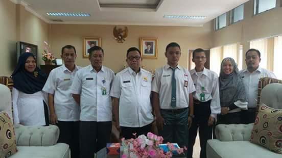 Siswa SMKN 1 Muara Enim Ini Berhasil Wakili Indonesia Untuk Studi di Jepang