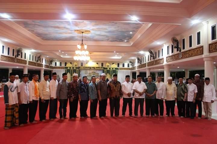Jalin Silaturahmi, Pemkab Muara Enim Gelar Buka Puasa Bersama